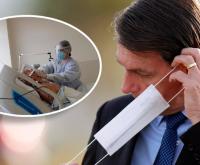 Sabendo que hidroxicloroquina afeta coração, Bolsonaro faz dois exames por dia