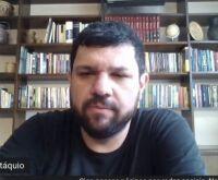 Blogueiro bolsonarista preso em MS deixa cadeia com restrições