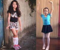 Vídeo: Balé melhora movimentos de menina com paralisia cerebral