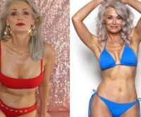 Modelo de 56 anos vira capa de revista e quebra preconceitos da moda