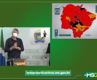 Ao vivo: veja os dados atualizados do coronavírus em MS