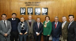 Galeria do Quinto Constitucional é inaugurada na OAB/MS