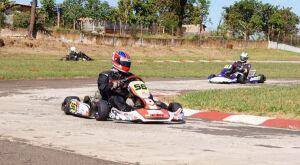3º etapa da Fórmula kart leva novos lideres ao pódio