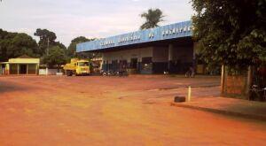 Ladrões furtam lanchonete dentro de rodoviária em Batyaporã