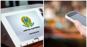 TSE proíbe uso de celulares na cabine de votação