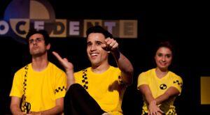 Espetáculo que mescla humor e adrenalina para apresentações gratuitas