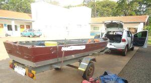 Polícia prende paulista por transporte ilegal de pescado em MS