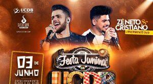 Esgotado primeiro lote de ingressos para pista da Festa Junina UCDB; valor passa para R$ 40