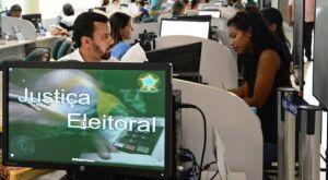 Justiça Eleitoral espera 66% dos eleitores para o cadastramento da biometria na Capital