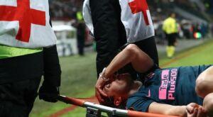 Após fratura Filipe Luís pode perder Copa do Mundo