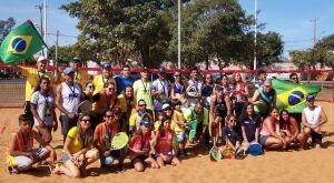 Termina em Três Lagoas 3ª etapa do Circuito Sul-mato-grossense beach tennis