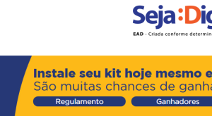 Empresa que distribui kits gratuitos do sinal digital sorteia R$ 2 mil