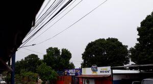 Chove esta manhã em grande parte de MS