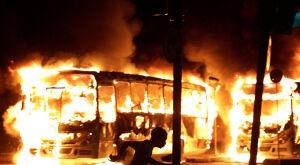 Choque entre dois ônibus em Gana deixa ao menos 60 mortos