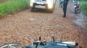 Agente penitenciário é executado a tiros enquanto pilotava moto