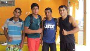 Atleta de Ribas participa disputa Campeonato Brasileiro de Luta Greco-Romana