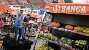 'Talento Jovem' contagia vendas no Mercadão Municipal
