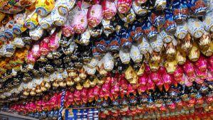 Operação Páscoa fiscaliza qualidade de ovos e chocolate