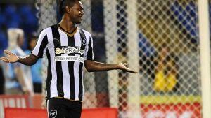 Jobson vinha sendo um dos destaques do Botafogo no início de 2015