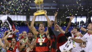 Flamengo atropela Bauru, mantém hegemonia e é tetra do NBB