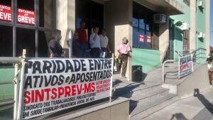 Servidores da Funasa e Sintsprev entram em greve por reajuste salarial