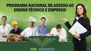 Senai oferece 1,7 mil vagas em 52 cursos gratuitos do Pronatec