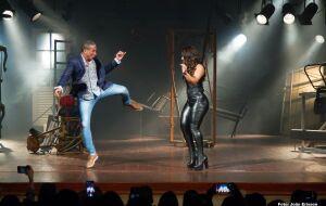 Espetáculo com Eri Jhonson e Viviane Araújo, trata encontro virtual em novembro na Capital