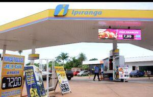 Pesquisa mostra gasolina a quase R$5 em Campo Grande