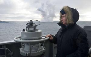 Rússia prepara teste do 'torpedo do Juízo Final' no mar do Ártico