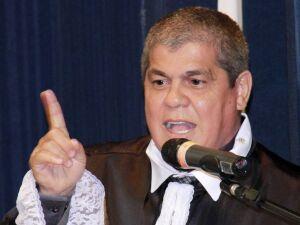 Presidente do TCE-MS, Waldir Neves
