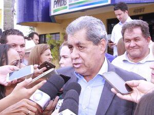 André Puccinelli fala sobre declarações de Delcídio