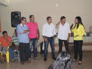 SD sinaliza aliança com Rose no lançamento de pré-candidatos à Câmara