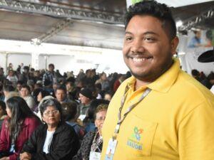 Caravana da Saúde encanta e leva jovem a seguir viagem com o projeto