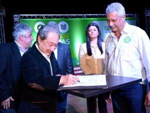 Municípios atendidos por Takimoto abrigam 1,4 milhão de moradores