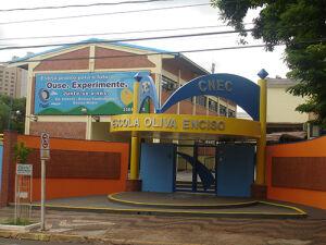 Após intervenção da Câmara, prédio que abrigava CNEC vai virar Ceinf