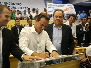 PSD diz que Marquinhos se diferencia porque não é fabricado