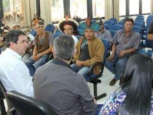 Indígenas pedem apoio para melhorar saúde das comunidades