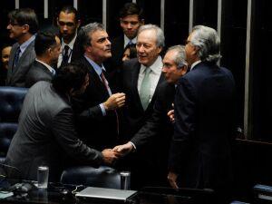Senado inicia julgamento do processo de impechment de Dilma