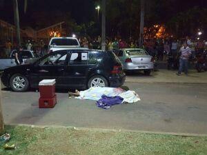 Policial Militar mata jovem a tiro em Rio Verde