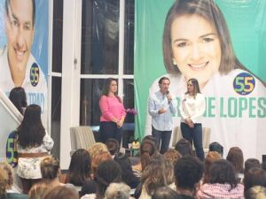 Para mudar vida das famílias mulheres abraçam campanha de Marquinhos