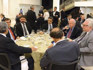 Presidentes da Fiems, CNI e TRT/MS debatem reforma trabalhista em Brasília