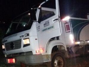 Após roubo de caminhão ladrão atropela e mata jovem ciclista