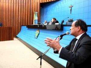 Lista da JBS e protestos em Brasília foram temas de debates na AL