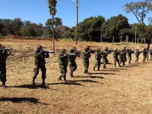 """Bope conclui curso sobre """"novo cangaço"""" para oficiais da Polícia Nacional da Bolívia"""