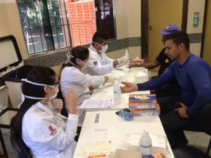 HU realiza mutirão contra hepatites virais