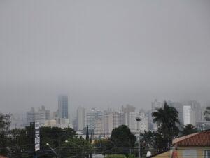 Histórico de chuvas do mês de agosto em Campo Grande