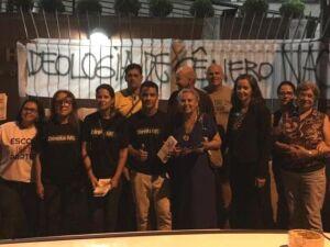 Movimento que ataca peça infantil, apoia Bolsonaro e diz que cultura em MS não tem qualidade