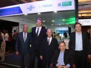 Parceria entre Governo, Fiems e Sebrae-MS garantiu a participação do MS no evento