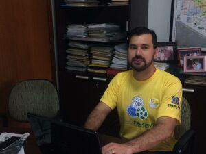 Para por fim a falta de transparência e omissão, Rodrigo Costa promete mudar gestão do CREA-MS