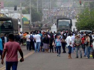 Nível do Rio Aquidauana sobe 10 metros e municípios vivem o caos
